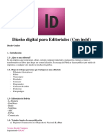 InDesign Diseño Digital Para Editoriales Con Indd_Manual