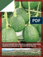 Actualización tecnológica y buenas prácticas agrícolas BPA en el cultivo de aguacate .pdf