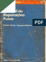 Manual de Reparação Do Fusca (Parte Elétrica)