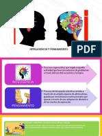 Inteligencia y Pensamiento