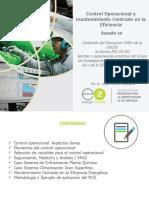 Control Operacional y Mantenimiento Centrado en Eficiencia Energetica P 4 AP 1