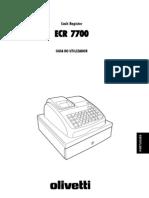 Olivetti 7700
