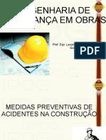 Acidentes na Construção Civil - IPOG