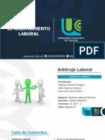 Arbitraje laboral.pptx