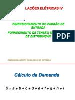 Calculo de Demanda Residencial (2)