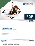 Data Center Kick Off 2017
