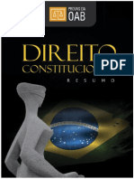 DIREITO CONSTITUCIONAL - Resumo para Exame da OAB.pdf