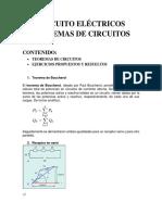 Circuitos Electricos y Teoremas de Circuitos