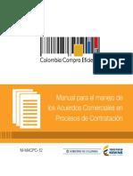 Manual de Acuerdos Comerciales
