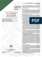 [Avventure] Michael C. LaBossiere - Campagna dell'isola di Malsus - Le caverne di Lesarns (4°-6°liv) ed3.5