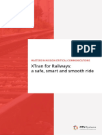 B081 1 XTran for Railways E
