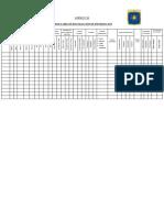 Formulario de Recolección de Datos