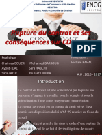 3025 Contract Powerpoint Template