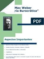 Burocracia - Weber
