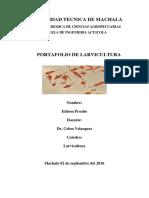 Larvicultura