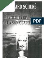 Evolutia Divina de La Sfinx La Hristos
