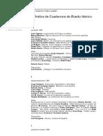 Cuadernos de Ruedo ibérico - Índice.pdf