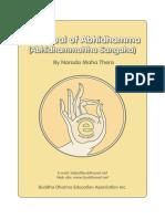 A manual of abbhidhamma Narada Maha Thera.pdf