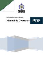 Manual de Contrataión- Procuraduría.pdf
