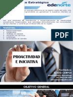 Proactividad e Iniciativa