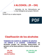 Teoria de Alcoholes