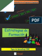 Estrategias de Formación