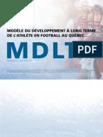 MDLTA Football Québec