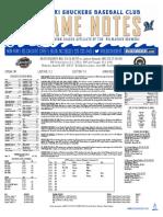 8.16.17 at JXN Game Notes