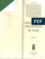 Jose Davalos -Derecho Procesal Del Trabajo