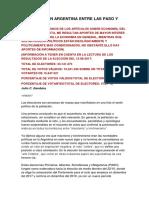 LA POLÍTICA EN ARGENTINA ENTRE LAS PASO Y OCTUBRE (1).docx