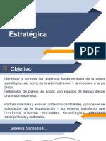 1.-Introducción visión estratégica