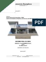 Informe Final Sena Contratista