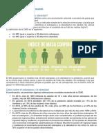 Obesidad en México y El Mundo