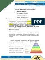 Evidencia 8 Desarrollo humano integral en el contexto global.doc
