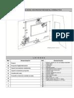 Aula Digitalizada Con Proyector Digital Interactivo