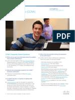 Cisco Certified Network Associate FAQ