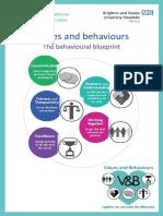 Behavioural Blueprint