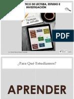 técnicas de estudio pdf