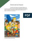 La Historia de Los Simpson