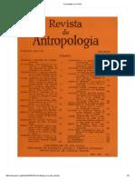 A Pesquisa Arqueológica e Etnológica na Parte Centrao do Territótio Bororo, Mato Grosso - Primeiros Resultados