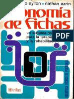 Ayllon y Azrin - Economía de Fichas.pdf
