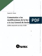 Comentarios a las modificaciones de la ley 26.994 a la Ley General de Sociedades - Vitolo.pdf