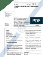 NBR 05733 - 1991 - Cimento Portland com Alta Resistencia Inicial.pdf