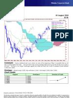 AUG-10 Mizuho Technical Analysis EUR USD