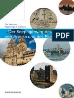 Der Seepilgerweg Des Meeres Von Arousa und des Flusses Ulla