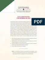 acta constitutiva y de reformas de 1847.pdf