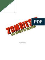 Zombies!!! Reglas [Hichokei]