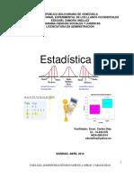 Estadística I