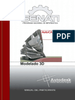 Modulo III - Modelado 3d