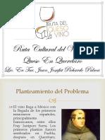 Presentación de Ruta del Vino y Queso en Querétaro.pptx